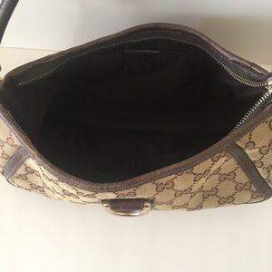 Authentic Gucci small satchel bag
